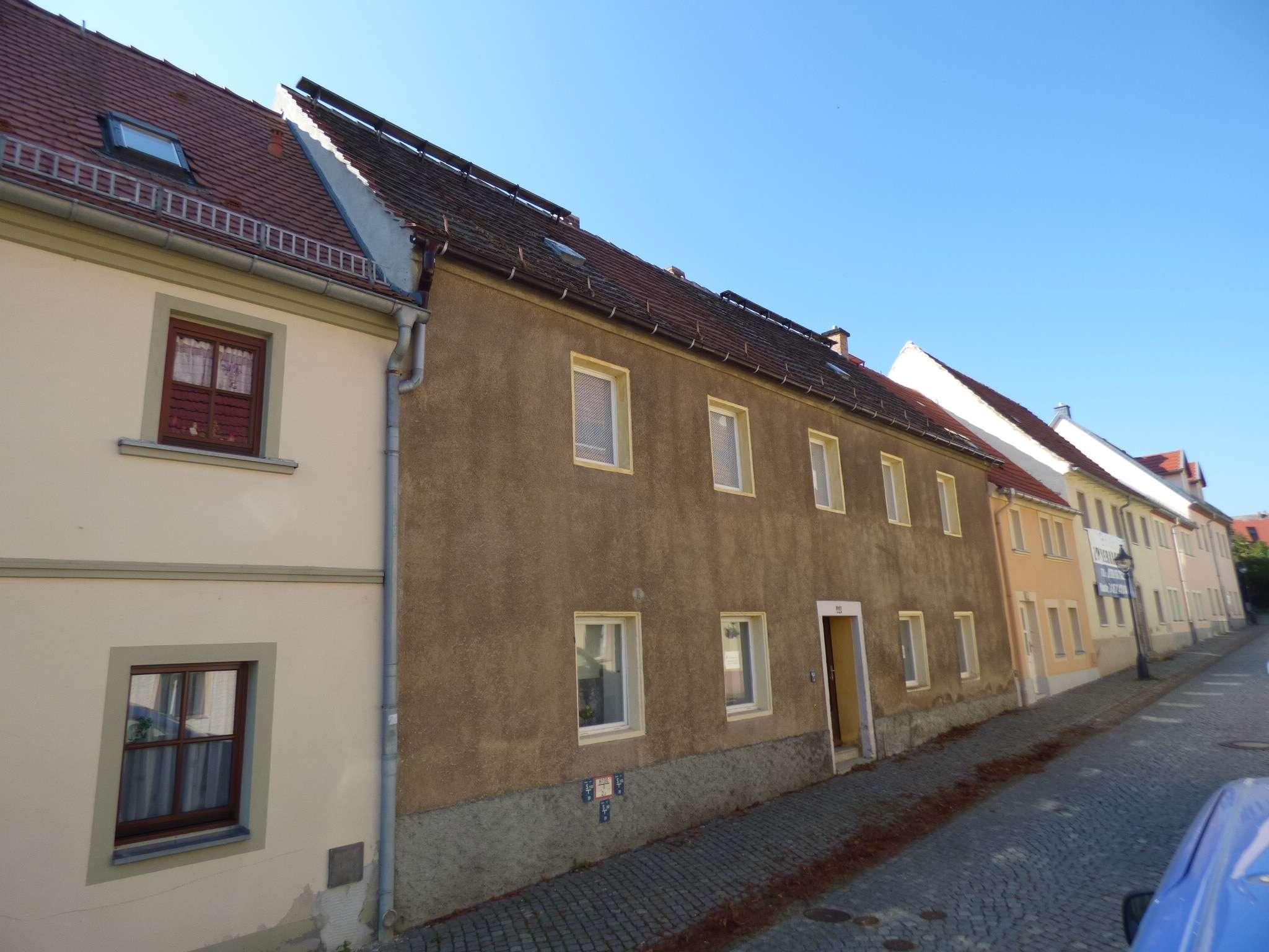 Strehla – Zentrum, Wohnhaus mit Platz und viel Potential - Haus zum Kauf in Strehla