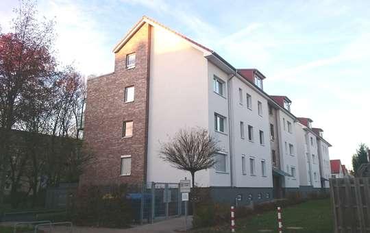 Moderne 2-Zimmer Wohnung mit großem Balkon in Wettbergen, Ida-Boie-Str. 1