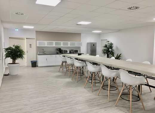 Zur Warmmiete, Erstbezug, moderne Bürofläche zzgl. Allgemeinfläche im Officecenter WIG 23.