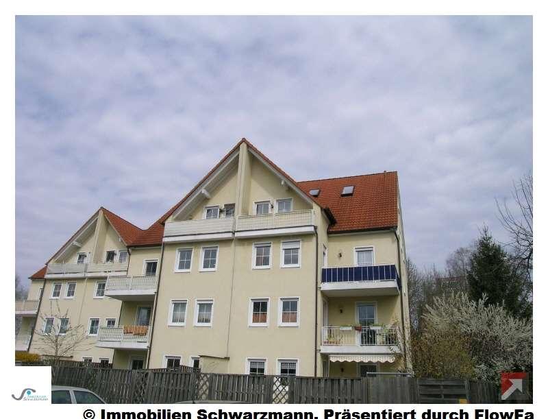 Unterm Dach gemütlich Wohnen in Wertingen