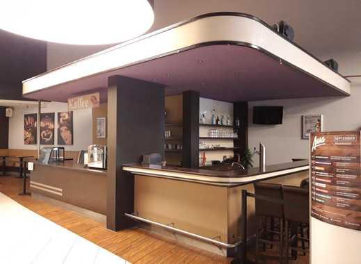 Café-Bar im Erlebniszentrum CAP Kiel
