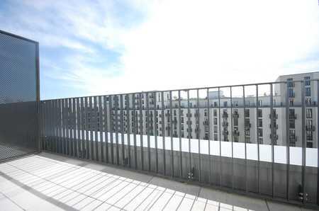 Neubau Erstbezug: Moderne Dachterrassenwohnung in Bestlage! in Haidhausen (München)