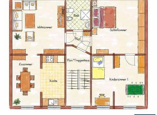 4-Raum Wohnung im 1.OG in Raguhn-Verkehrsgünstig gelegen
