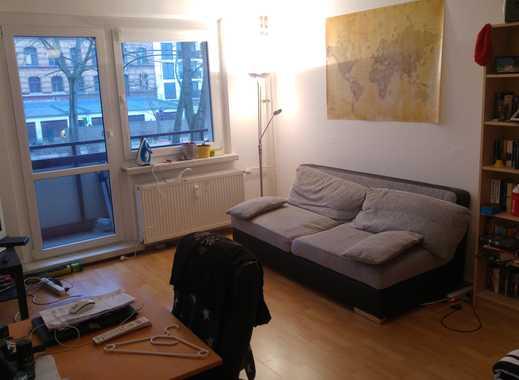 Hübsches und ruhiges, geräumige ein Zimmer Wohnung in Berlin, Mitte