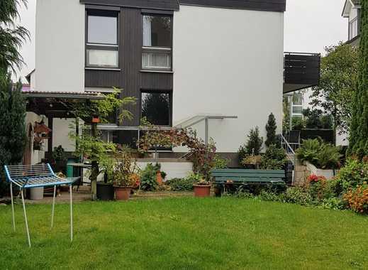 Nette Wohnung mit Garten und Balkon mitten in Bad Vilbel