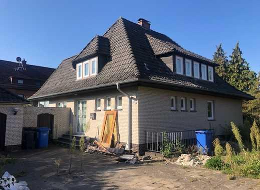 Delmenhorst! Familienfreundliches Einfamilienhaus mit Garage in ruhiger Wohnlage!