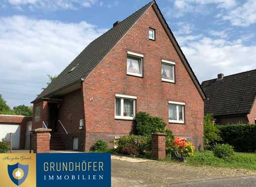 Zweifamilienhaus / Einfamilienhaus in Rüstersiel