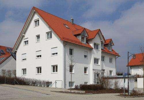Schöne, helle 3- Zimmer Wohnung mit Garten in Preisenberg