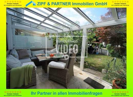 BRÜHL: IDEAL FÜR DIE GROSSE FAMILIE - REIHENHAUS MIT XL-WOHNFLÄCHE + WINTERGARTEN !!!