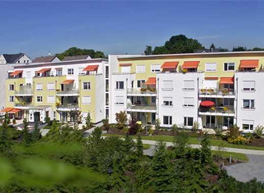 Barrierefreie 2-Zimmer Wohnung mit Balkon im Zentrum von Radevormwald