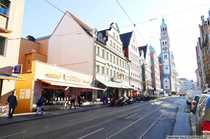 Hervorragend sichtbare Einzelhandelsfläche am Augsburger