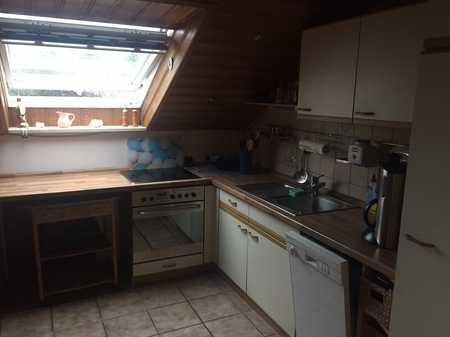 Ansprechende, gepflegte 2-Zimmer-DG-Wohnung in Dasing-Wessiszell in Dasing