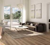 Stilvolle 3 Zimmer Wohnung mit
