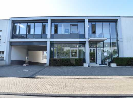 Komfort & Design: Maisonette-Büro mit Terrasse Nähe Stadtwald