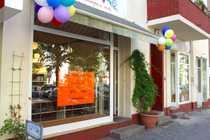 Bild Schönes Gewerbe mit zwei separaten Eingängen für Laden/Büro/Praxis in Berlin-Friedenau