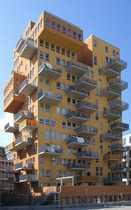 Renovierte 2-Zimmer-Wohnung mit Balkon und