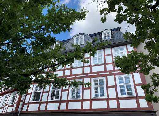 Denkmalgeschützte Wohnimmobilie im Herzen von Marburg