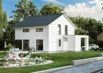 Grüne Lage mit toller Architektur