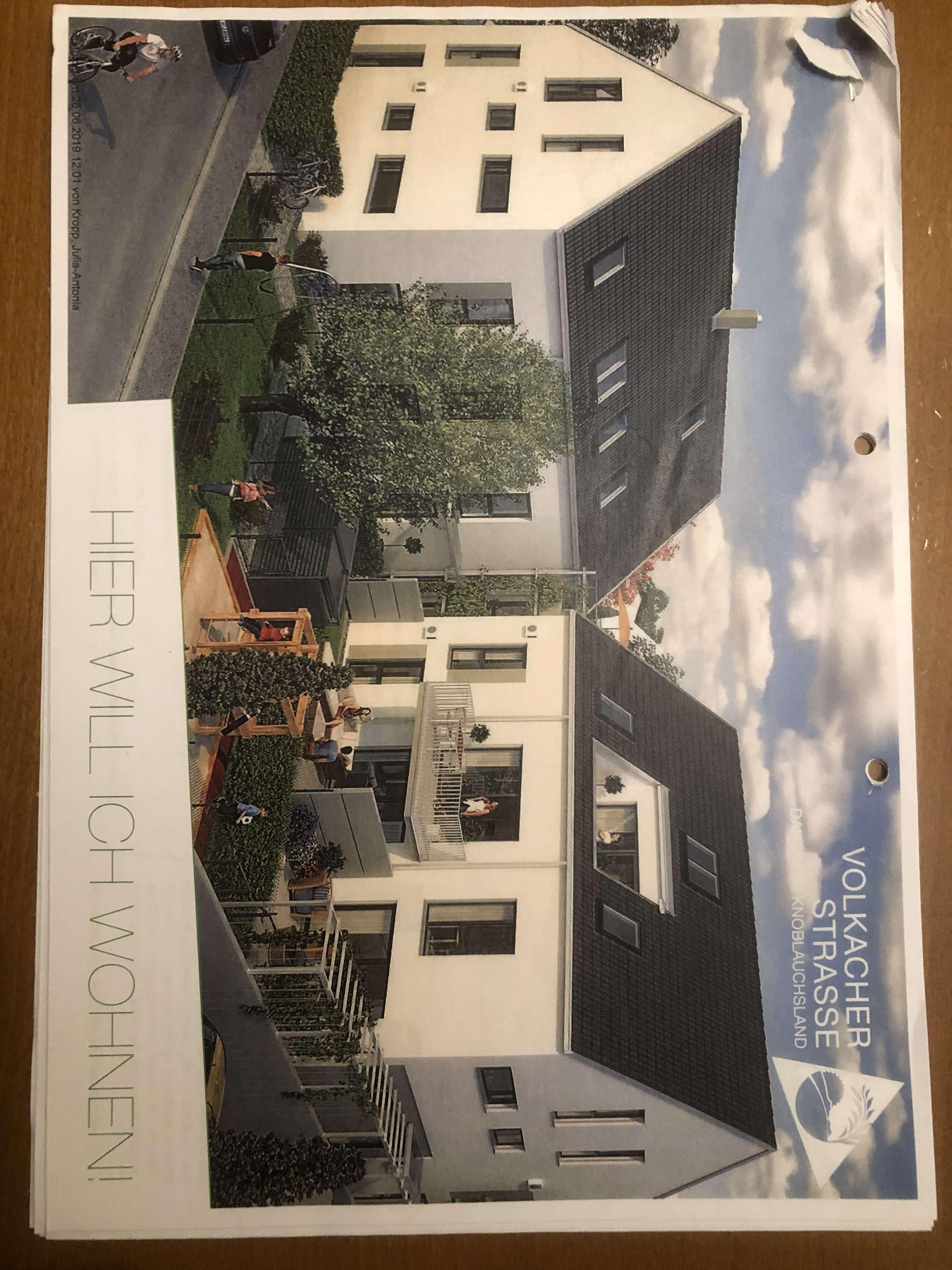 Erstbezug mit Balkon: stilvolle 3,5-Zimmer-Penthouse-Wohnung in Nürnberg in