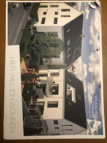 Erstbezug mit Balkon: stilvolle 3,5-Zimmer-Penthouse-Wohnung in Nürnberg in Großgründlach (Nürnberg)