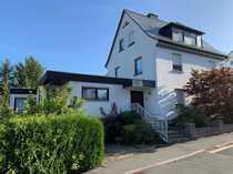 Hübsches Zweifamilienhaus mit Bungalow und