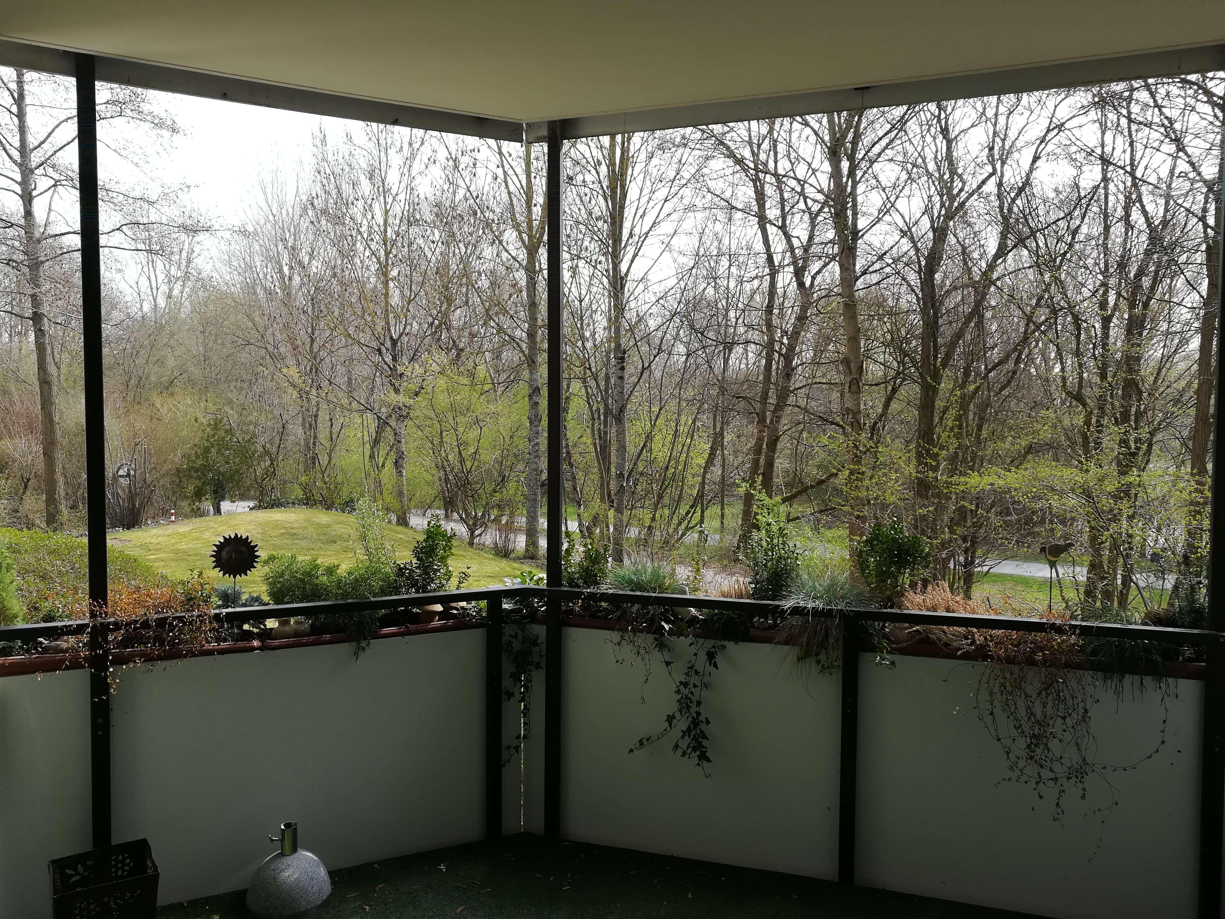 2,5-Zimmer-Wohnung mit großer Loggia, Top- EBK direkt am Wöhrdersee in