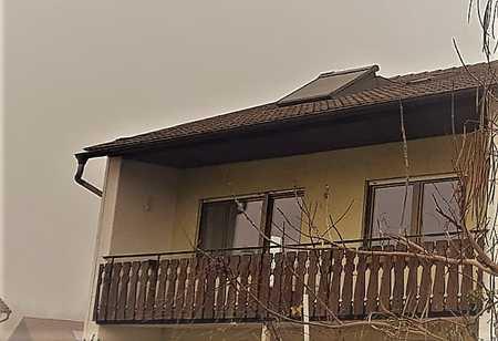 Vollständig renovierte 2-Zimmer-Wohnung mit Balkon in Haspelmoor in Hattenhofen (Fürstenfeldbruck)