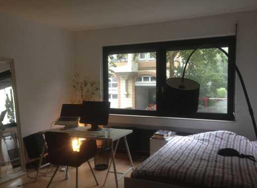 Schöne Ein-Zimmer Wohnung in der Mainzer Neustadt, mit Pool und Sauna