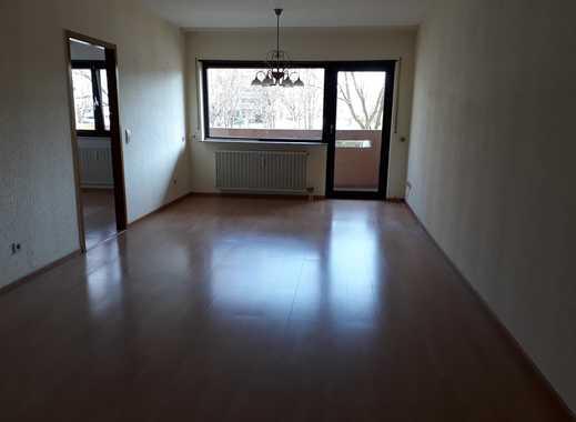 Gepflegte 2-Zimmer-Wohnung mit Balkon und EBK in Neuhofen