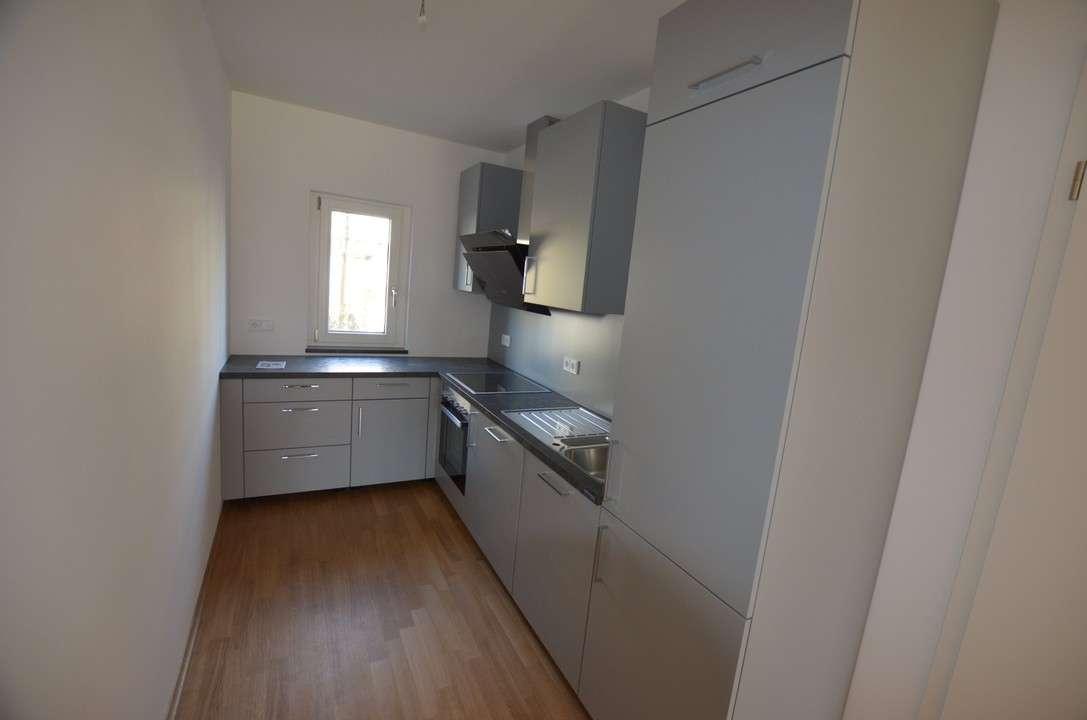 Erstbezug: super Ausstattung und großzügig: 2-Zimmer-Erdgeschosswohung in Sendling