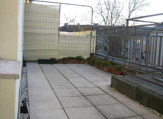 Terrassenwohnung in Derendorf 88 m² WG geeignet - PROVISIONSFREI