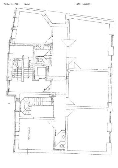 Grundriss 2. Obergeschoss