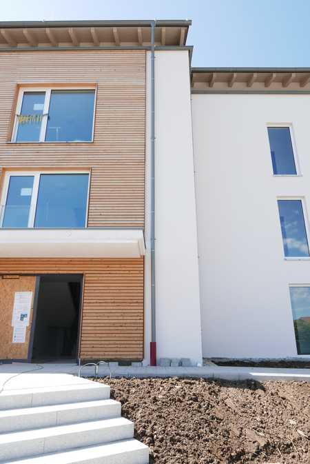 Neubau-Erstbezug. 2-Zimmer-Wohnung im 1. Obergeschoß in Bayerisch Gmain in Bayerisch Gmain