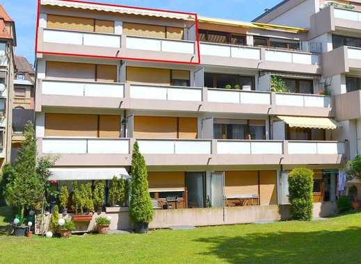 Renovierungsbedürftiges 3-Zimmer-Penthouse in Top Lage im Stuttgarter Lehenviertel
