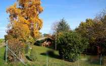 Idyllisch gelegenes Garten - Freizeitgrundstück mit