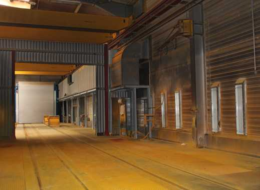 Produktionshalle ehem. Kranwerk Nähe A4