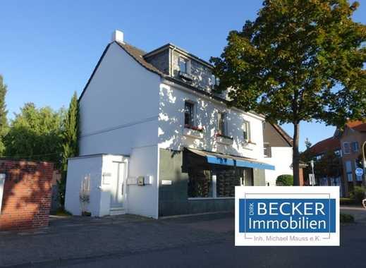 MB-Büderich: Charmante Wohn- und Geschäftsimmobilie mit Potenzial als Kapitalanlage