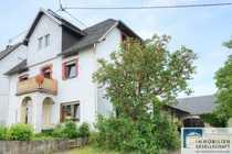 Hübsches Einfamilienwohnhaus mit großen landw