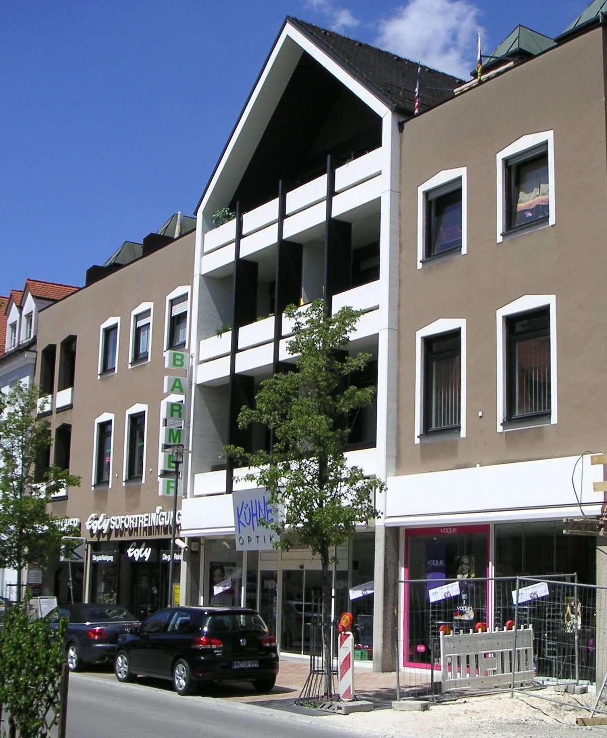 großzügige 3-Zimmer-Wohnung in Illertissen (2011 aufwändig saniert) in