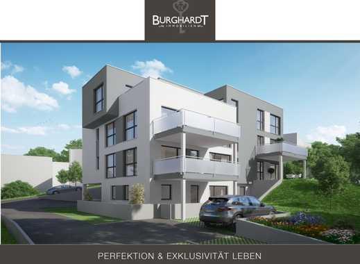 Bad-Vilbel - Niederberg: 2 Zimmer Gartenwohnung -Elegantes Wohnen mit Taunusblick