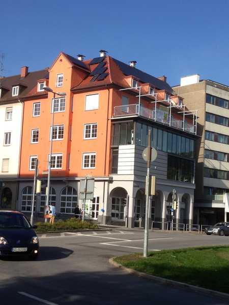 Leben mitten in der Stadt - Besichtigungen erst wieder ab dem 06.04.2020! in Neu-Ulm (Neu-Ulm)