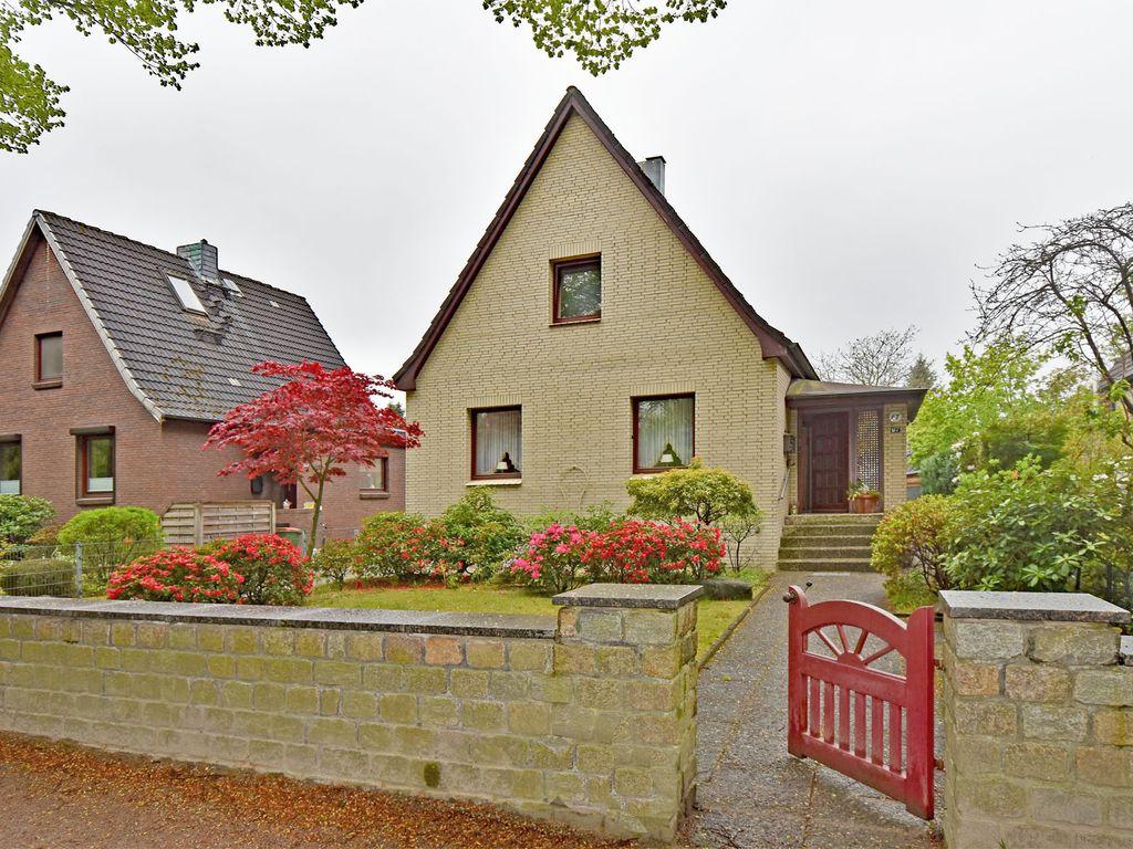 Schnuckeliges Siedlerhaus