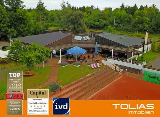 Engagierter Gastronom für Tennisclub gesucht - 90 Sitzplätze innen + 50 Terrasse + Pächterwohnung