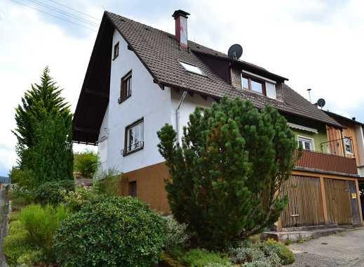Zweifamilienhaus mit Garten in Forbach/Bermersbach