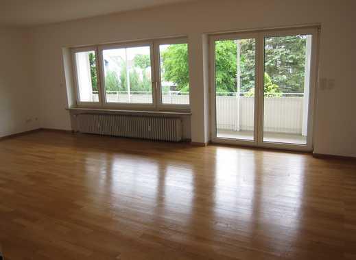 FFB, ruhige 4-Zi.-Wohnung mit Balkon - zentral