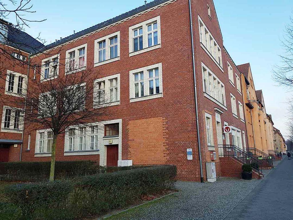 Hauseingang Rathenaustraße