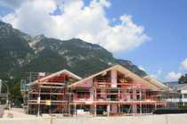 Neubau ALPSPITZPANORAMA - Wohnung im EG