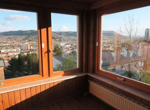 Doppelhaushälfte mit fantastischem Panoramablick auf die Stadt, den Fuchsturm & Jenzig