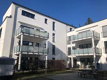 *Penthouse in moderner Wohnanlage-Idyllisch bei der Kahnfahrt gelegen*145qm*EBK* TG* in Augsburg-Innenstadt