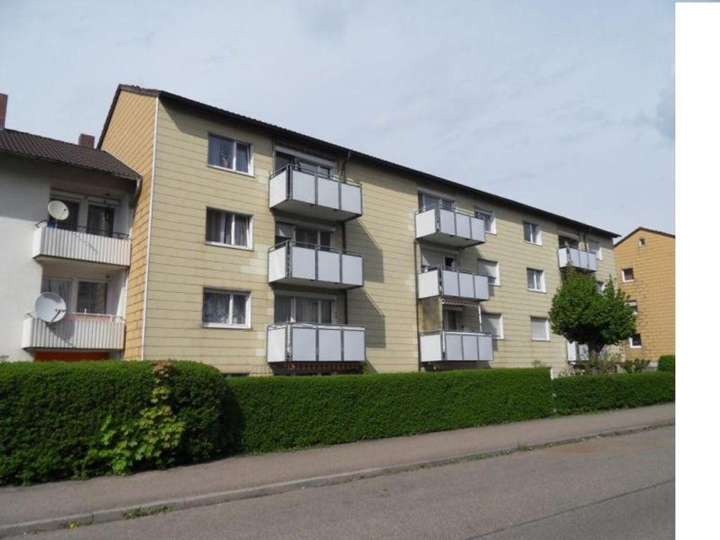 Makler Crailsheim kapitalanlage 3 zimmerwohnung in crailsheim